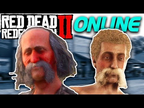 The Dumbest Dudes in the West - Red Dead 2 Online