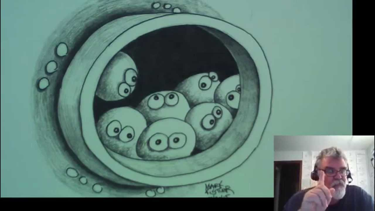 Mark Kistler: drawing lessons