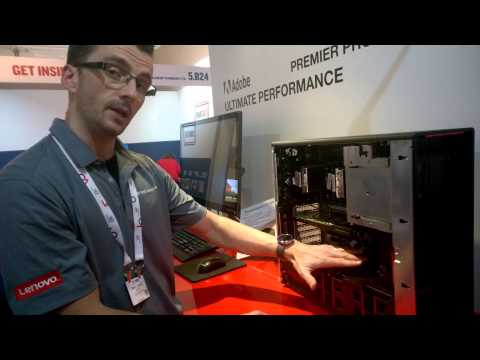 IBC2015: ThinkStation P-Series (P700)