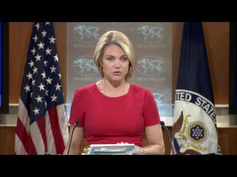 U.S. Department of State: Spokesperson Nauert Comments on Destruction of al-Nuri Mosque