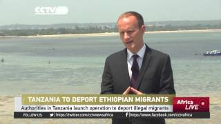 Authorities in Tanzania launch operation to deport illegal migrants