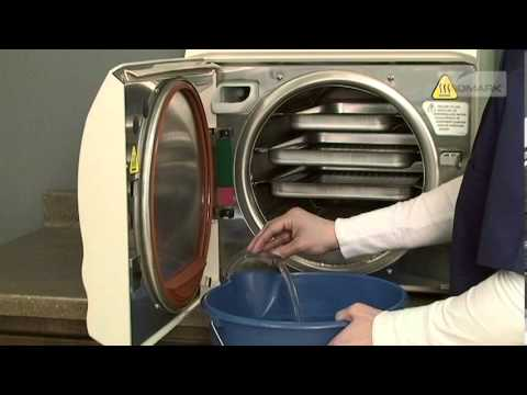 how to clean care for your ritter m9 m11 autoclave