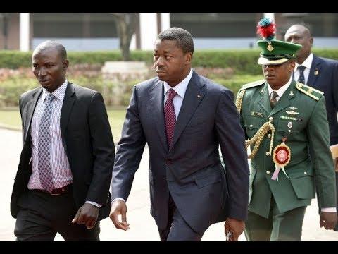 Faure Gnassingbé n'est plus le président du Togo.