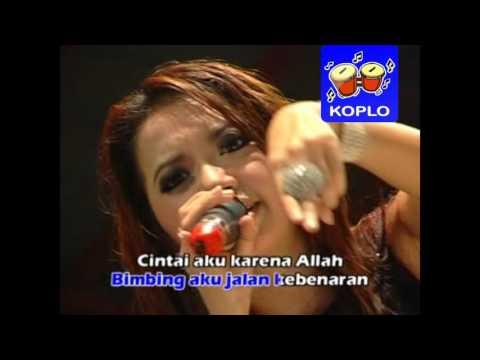 MONATA Live Semarang - Rena Cintai Aku Karena ALLAH [Versi Karaoke]]