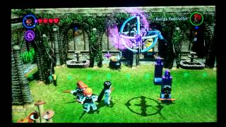Let's Play Lego Harry Potter Years 1-4 part 7, Flying
