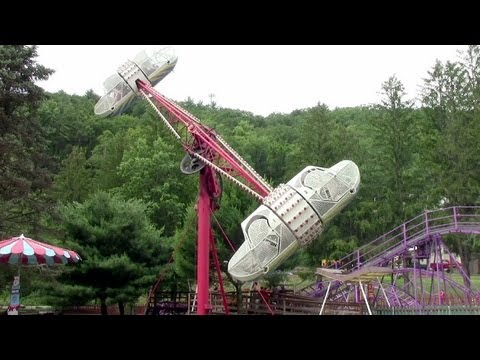 Satellite off-ride HD Knoebels Amusement Resort