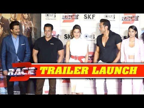 Salman Khan's Race 3 Trailer Launch | Jacqueline Fernandez, Daisy Shah, Anil Kapoor
