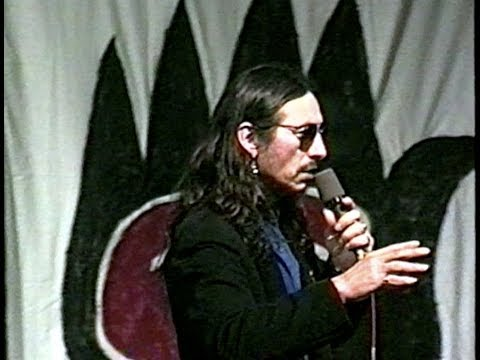 John Trudell Spoken Word Tour 1994