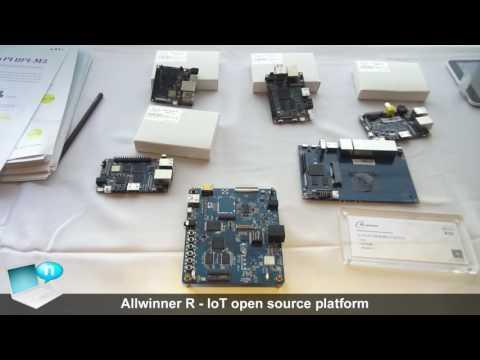 Allwinner R   IoT open source platform