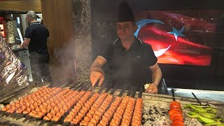 Turkish Night in Concorde De Luxe Resort in Antalya Lara
