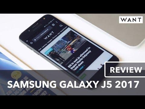 Samsung Galaxy J5 2017 review (Dutch)