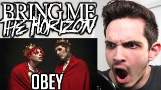 Metal Musician Reacts to Bring Me The Horizon | Obey |