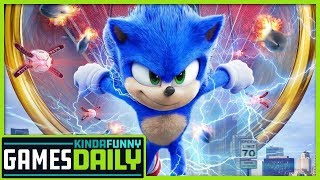 New Sonic Movie Trailer Gets Its Fixed Looks - Kinda Funny Games Daily 11.12.19