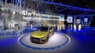 Volkswagen Arteon 2017 обзор