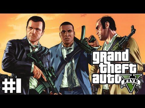 Grand Theft Auto V - Berbat Şoförün Dönüşü! - Bölüm 1