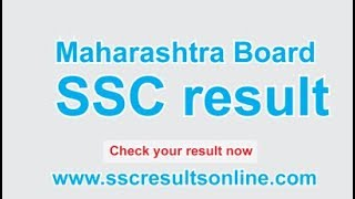 SSC result 2019 Maharashtra Board by mahresult.nic.in