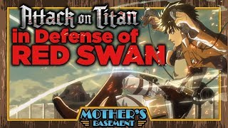 What's in an OP? - Why Red Swan is Perfect (Attack on Titan Season 3)