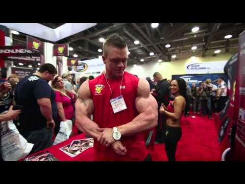 Dallas McCarver   Youngest IFBB Pro Bodybuilder