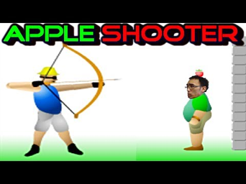 Apple Shooter - TIR À L'ARC DANGEREUX - Gameplay/Commentaire Français [FR]