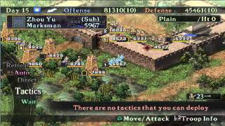 Let's Play Romance of the Three Kingdoms X 073: Wan Can Fall