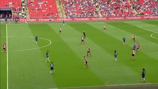 Chelsea vs Southampton | FA Cup Semi Final | Giroud's Amazing Goal