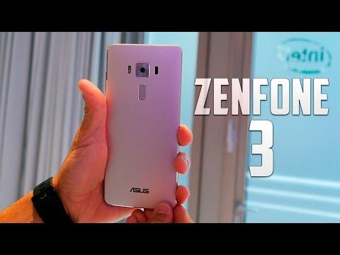ASUS Zenfone 3, primeras impresiones #IFA16