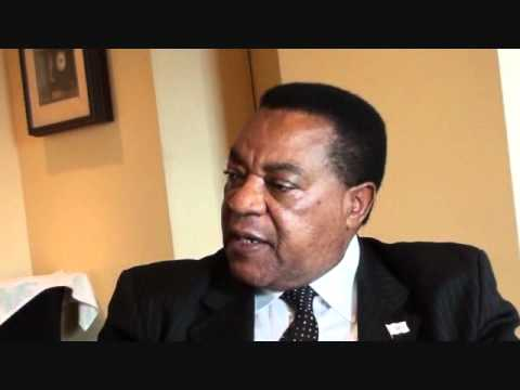 Markacadeey Interview With Amb. Augustine Mahiga