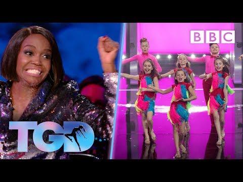 Oti's adorable KLA in carnival challenge - The Greatest Dancer | LIVE Mp3