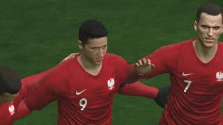PES  l  POLAND vs PORTUGAL HIGHLIGHT