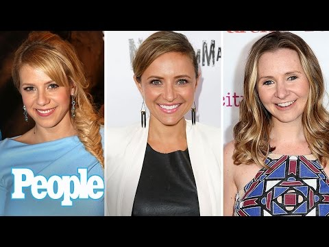 Jodie Sweetin & More 'Hollywood Darlings' On Moving On From Child Stardom | People NOW | People