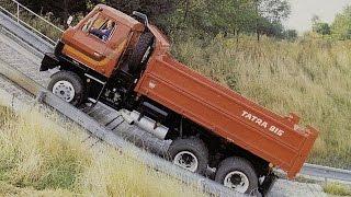TATRA 815-2 truck presentation part II. 'OFFICIAL VIDEO'