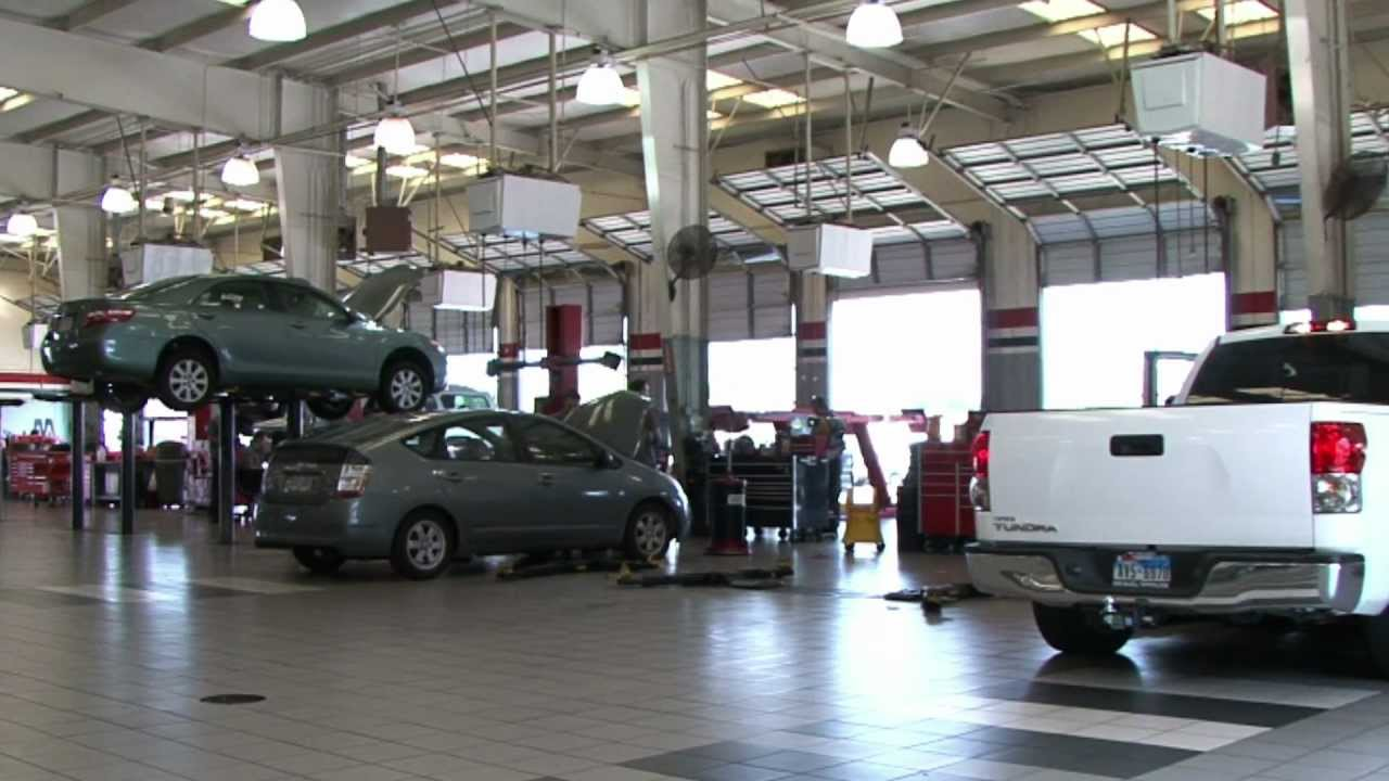 Fred Haas Toyota World Collision Center   YouTube
