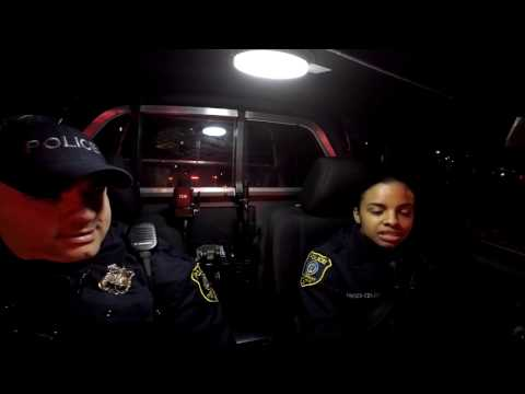 VLOG 2 Night Shift Patrol - Christmas Weekend