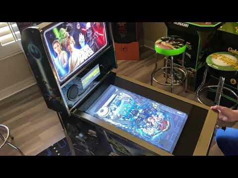 Star Wars Arcade1up The Empire Strikes Back Table: Extended Play from Kelsalls Arcade