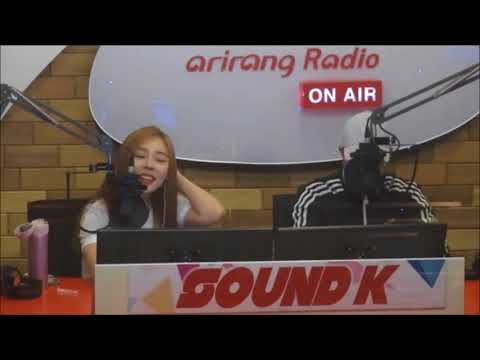 23.05.2018 Arirang Radio Sound K - w/ 24K Cory 코리