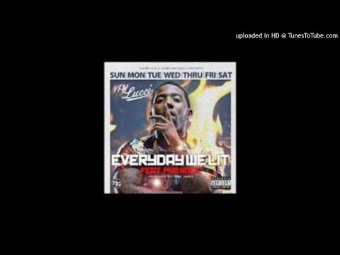 YFN Lucci x PnB Rock Everyday We Lit (WSHH Exclusive - Official Audio)