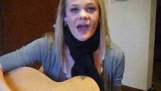"""Emily Singing """"White Horse"""" -Taylor Swift"""