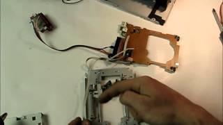 Diy Floppy Drive Cnc: Part 6 - Making The Hybrid And Zero Tracking Sensor