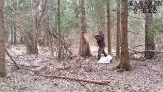 Смешное Видео. Мы лесорубы - мы не плотники!!!