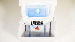 Apache 207 - Treppenhaus Box Unboxing + Gewinnspiel