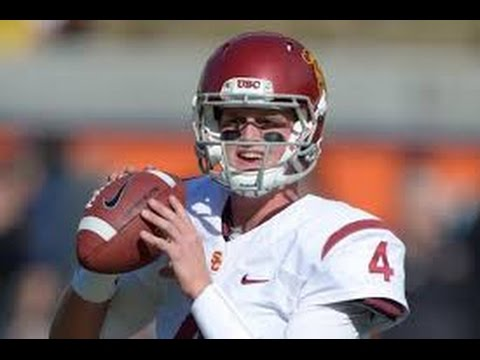 Max Browne named USC Starting Quarterback / Sam Darnold, Clay Helton