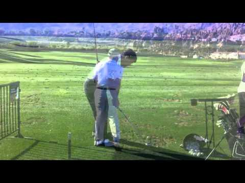 Celebrity Golf Swing Montage from the Bob Hope Classic