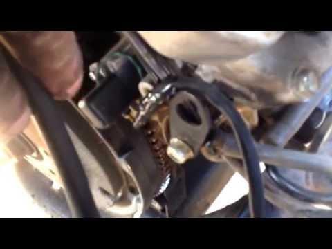 SOLVED: 610 Kawasaki mule good battery no lights wont - Fixya