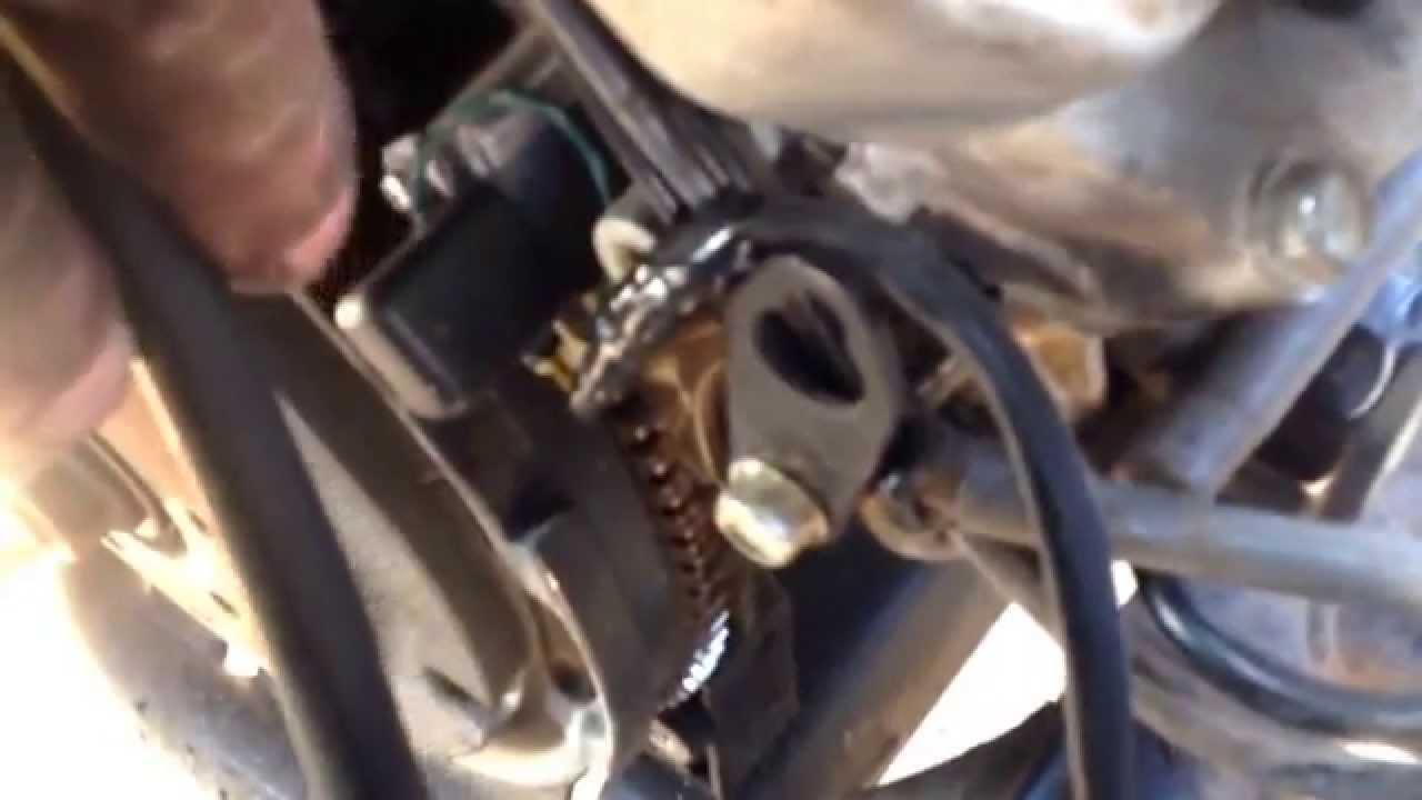 Kawasaki mule 3000 no power to fuel pump tips and repair