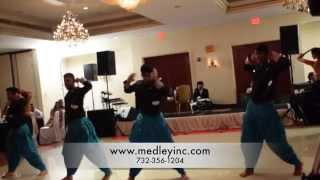 Bollywood Dancers - Live Indian Bollywood and Garba Music Band - NJ, NY, PA, OH, CT, MI, MA, FL