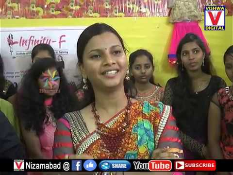 Infinity F Institute Fashion Designing 1st Anniversary Celebrations 09 07 19 Youtube