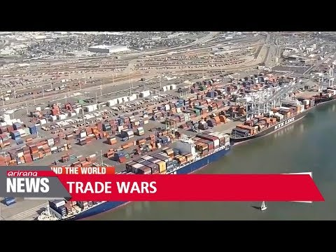 U.S. trade wars with foreign firms surge amid Trump's 'America First' drive
