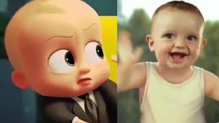 Baby Girl - Bossbaby Version | Guru Randhawa | Dhvani Bhanushali | Bhushan Kumar | Full Video Song
