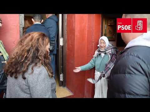 El PSOE denuncia, por tercera vez en la legislatura, el abandono de Benzú