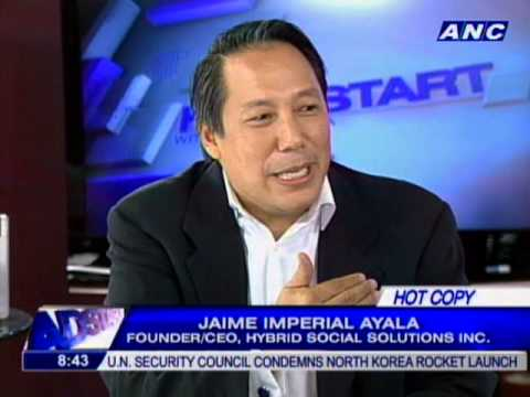 Jaime Imperial Ayala: Growing business beyond profit